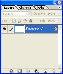 Photoshop - The Layers Palette