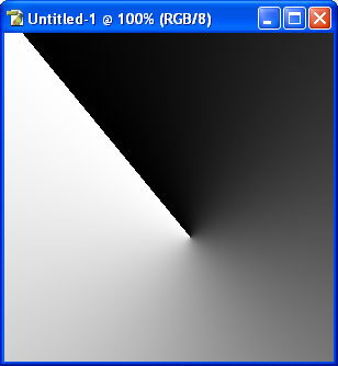photoshop gradient tool step 9